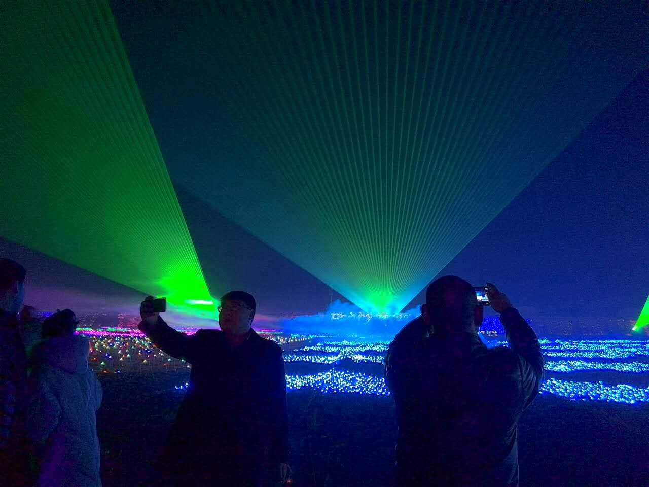 Is the lighting festival all over the country really making money? Wansheng photoelectric unveil for